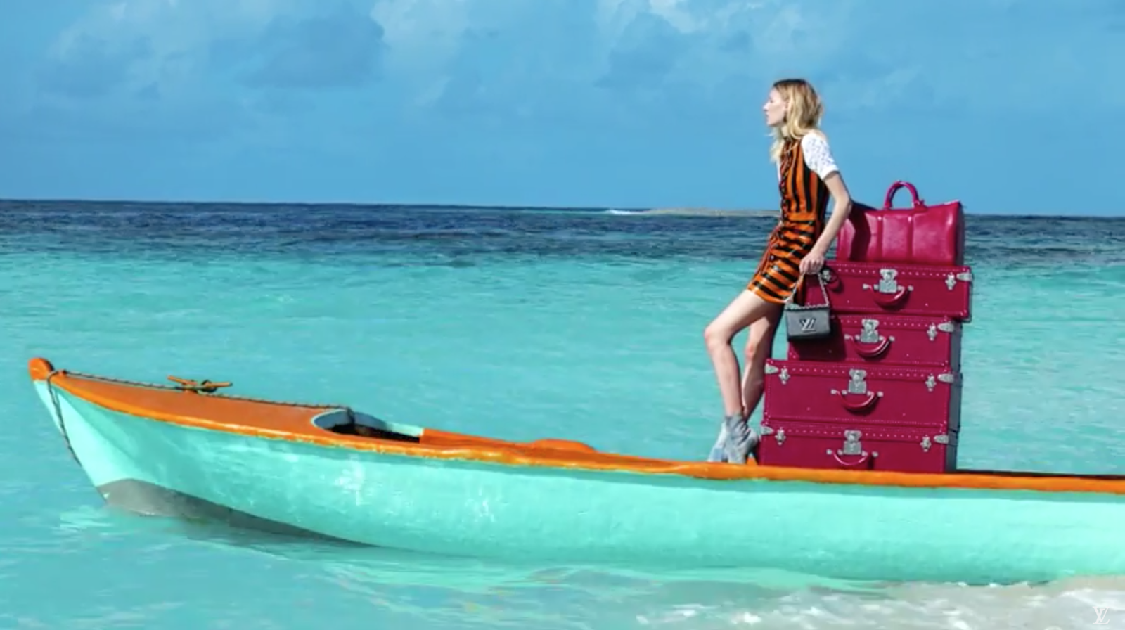 "Video: Louis Vuitton's ""The Spirit of Travel"""