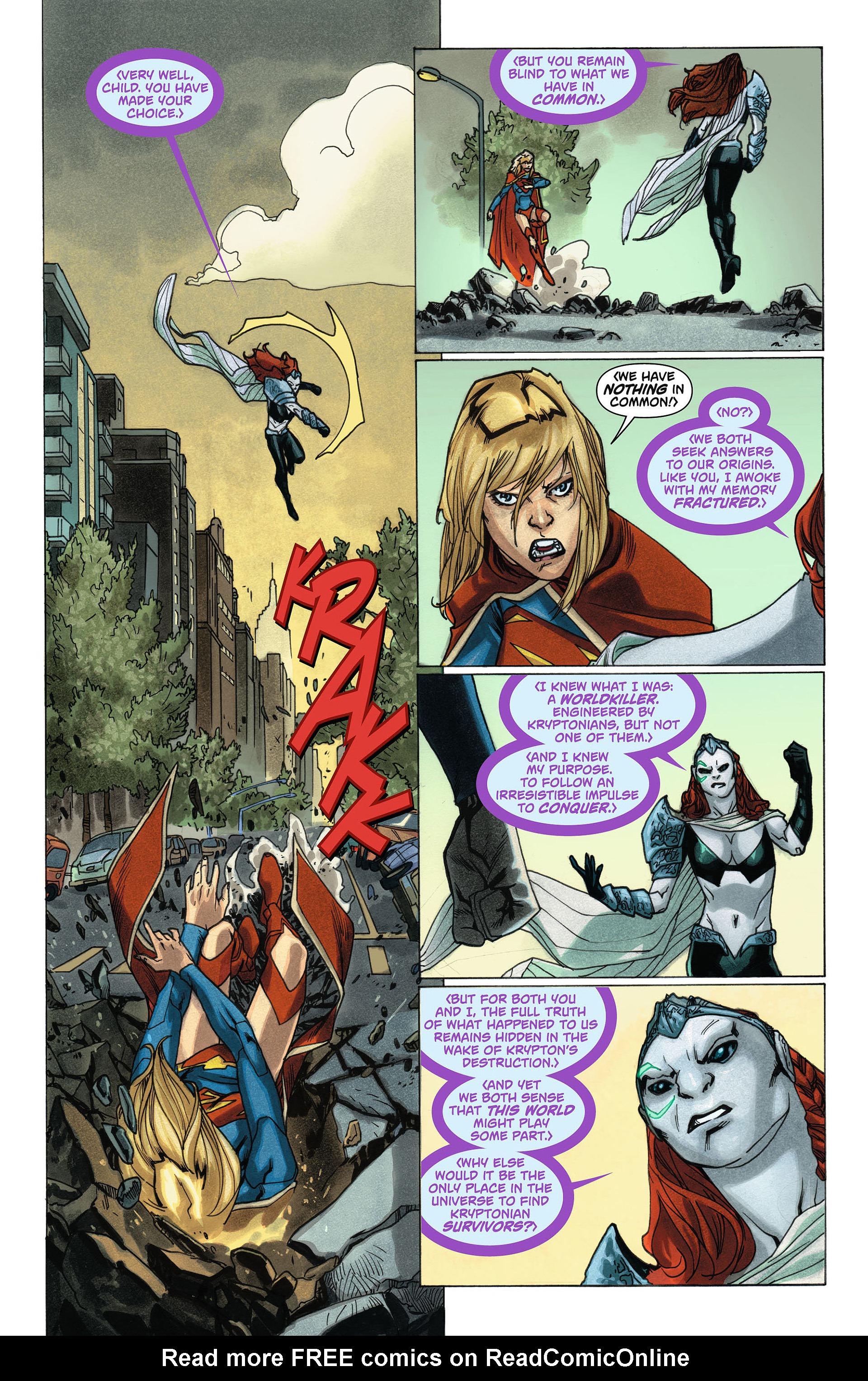 Supergirl (2011) Issue #6 #8 - English 17