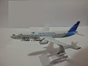 Pesawat Garuda Indonesia 1 A