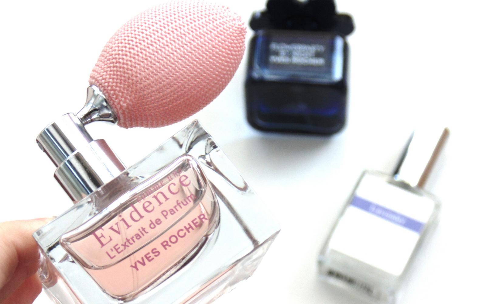 My Current Favourite Fragrances