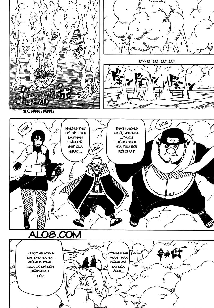 Naruto chap 513 Trang 8 - Mangak.info