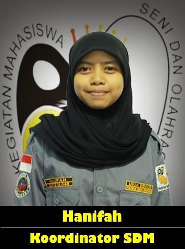 Koordinator Divisi Sumber Daya Manusia
