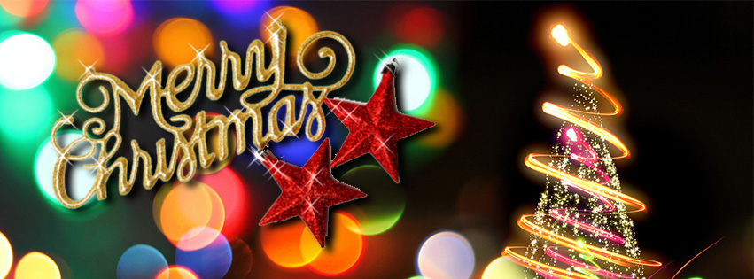 Merry Xmas 2016 FB Cover Photo