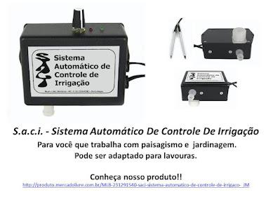 S.a.c.i. - Sistema Automático De Controle De Irrigação
