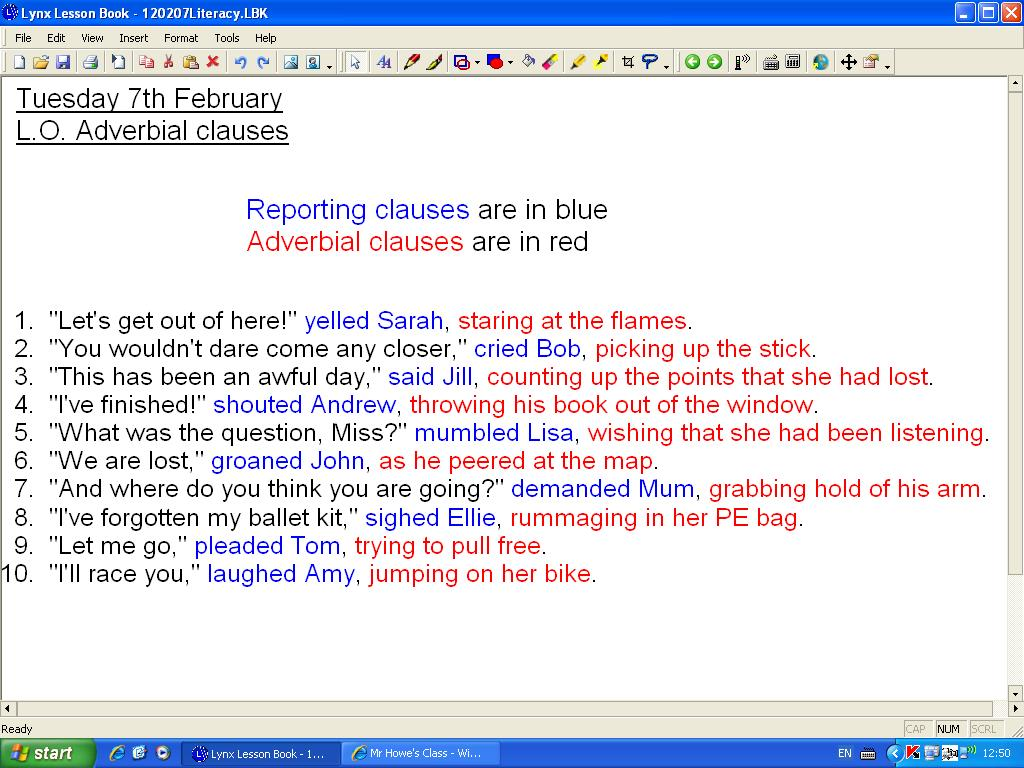... of adjective words adjective clause examples image slidesharecdn com