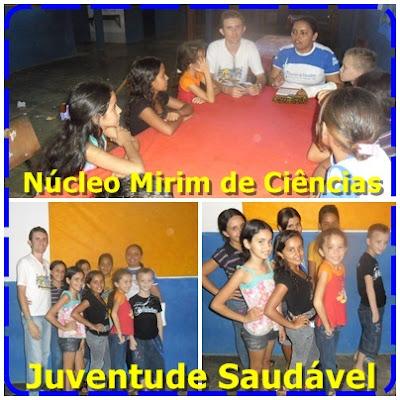 NÚCLEO MIRIM DE CIÊNCIAS