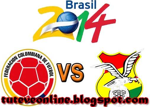 Colombia vs Bolivia en vivo | Viernes 22 de Marzo del 2013 | Eliminatorias Brasil 2014 Online