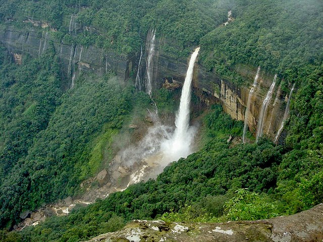 Cherrapunji, Meghalaya State