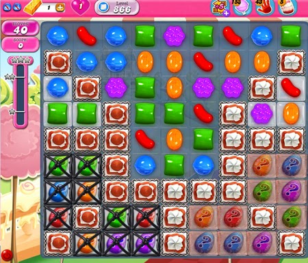 Candy Crush Saga 866