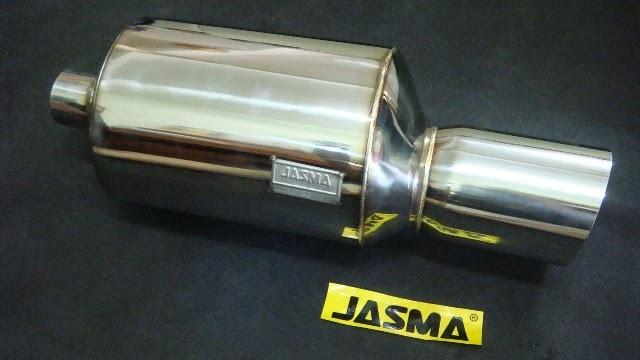 JASMA rear exhaust