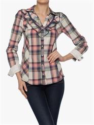 lc kadın 2012,lc kadın 2013,lc waikiki kadın gömlek ürünleri