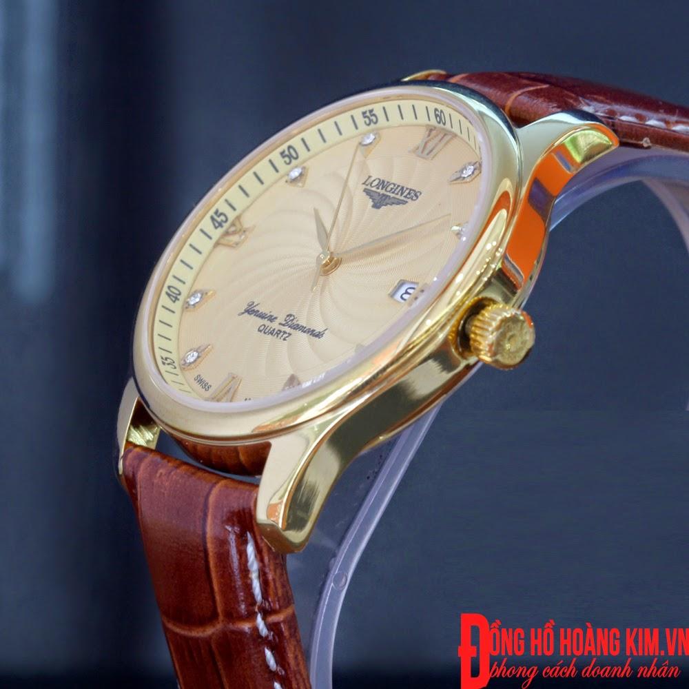 Đồng hồ longines tinh tế và đẳng cấp