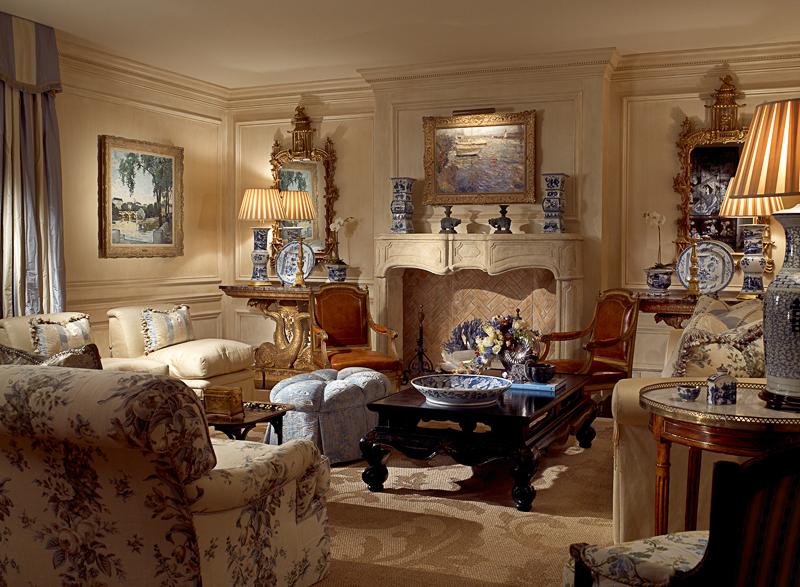 William r eubanks timeless interiors - Timeless decor ideas not go style ...