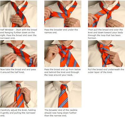 Cara Memasang Dasi Yang Benar | Apps Directories