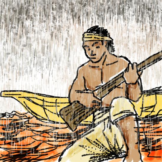 tukang perahu
