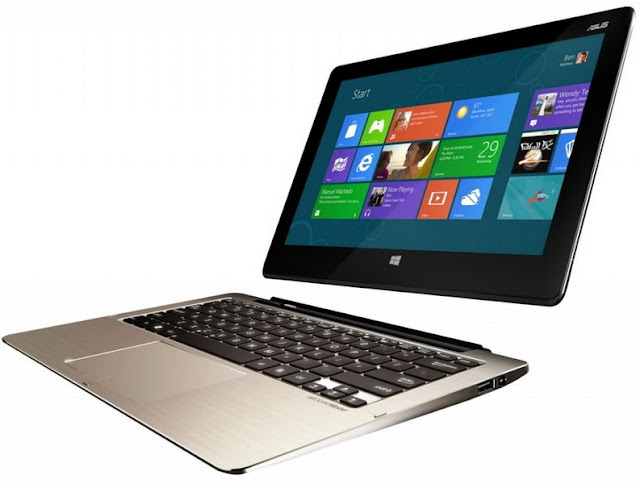 Laptop Asus Transformer Terbaru