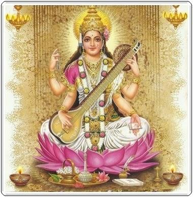 saraswati mantras