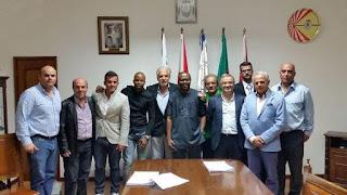 Bet 9ja owner Kunle Soname buys Portuguese club Clube Desportivo Feirense
