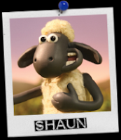 Shaun The Sheep shaun