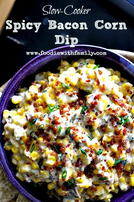 25+ Slow Cooker Dip Recipes for the Holidays or Superbowl Parties found on SlowCookerFromScratch.com
