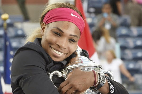 Serena Williams logra su sexto Open USA