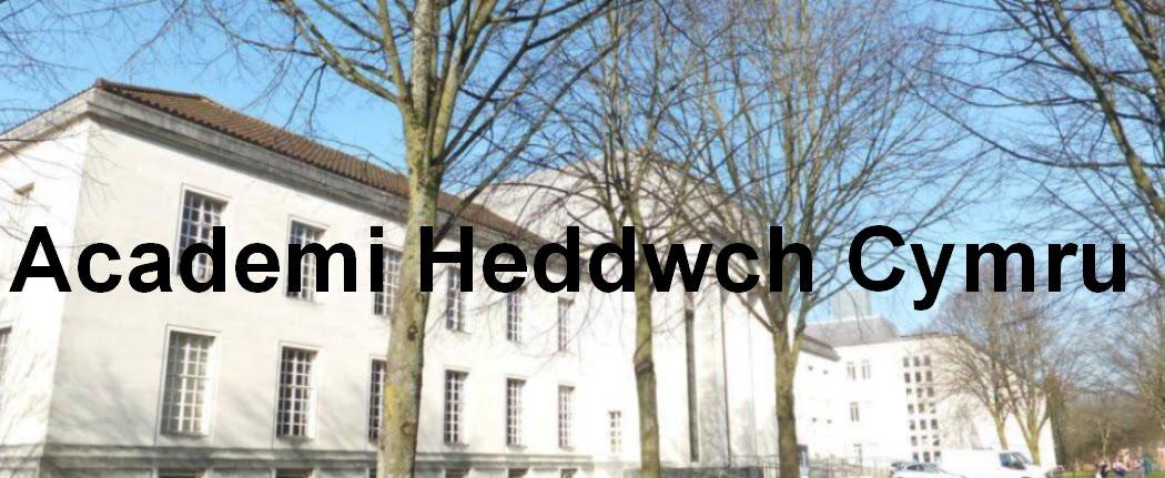 Academi Heddwch Cymru / Wales Peace Academy
