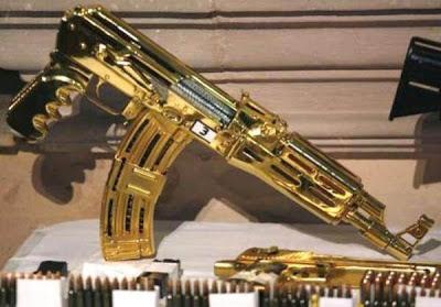 Armas personalizadas