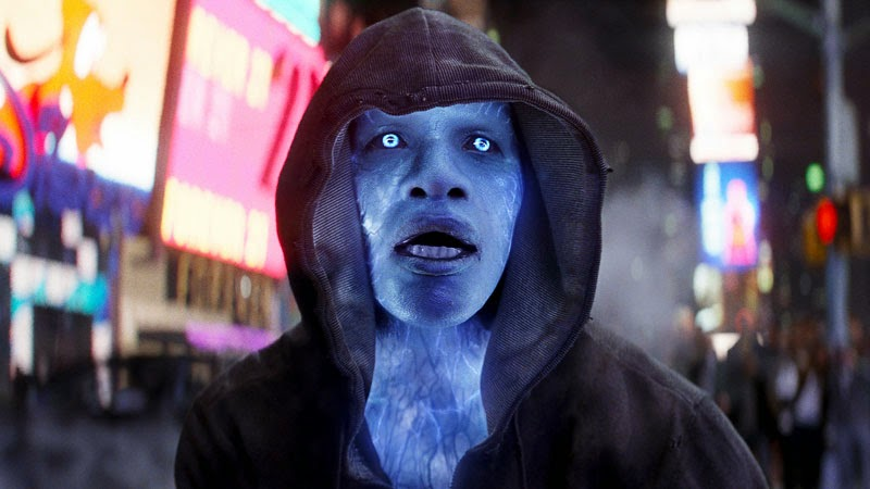 The Amazing Spider-Man 2 Electro Jamie Foxx