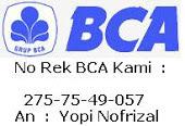Transfer Rek BCA