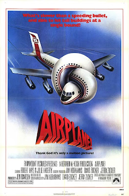 Watch Airplane! 1980 BRRip Hollywood Movie Online | Airplane! 1980 Hollywood Movie Poster