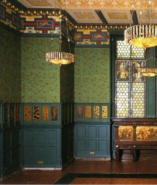 Morris Company The Green Dining Room London