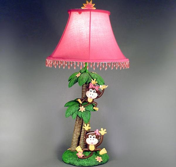 Desain Lampu Meja Kamar Tidur Cantik
