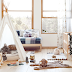 | Bring it home: Cabin inspired kids room