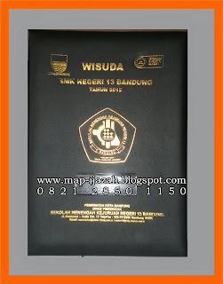 Map Wisuda SMK 13 Bandung