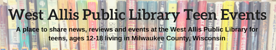 West Allis Public Library Teen Events