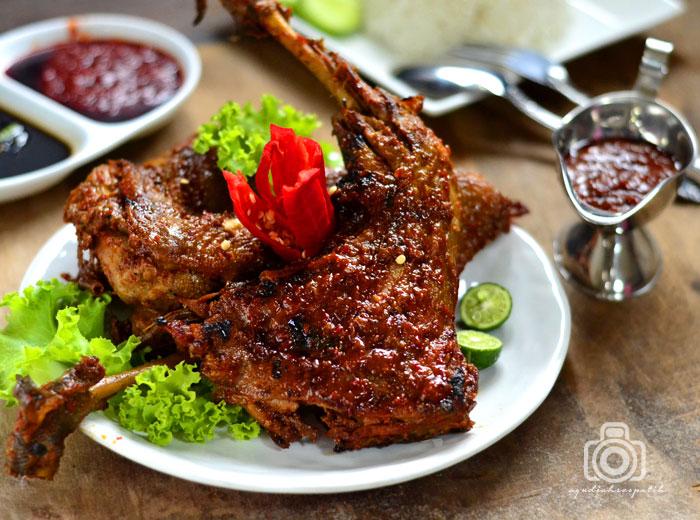 Ayam Bakar A la Lunpia Delish