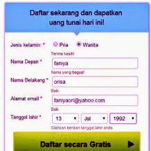 Cara Pinjam Uang Di Internet Dengan Mudah