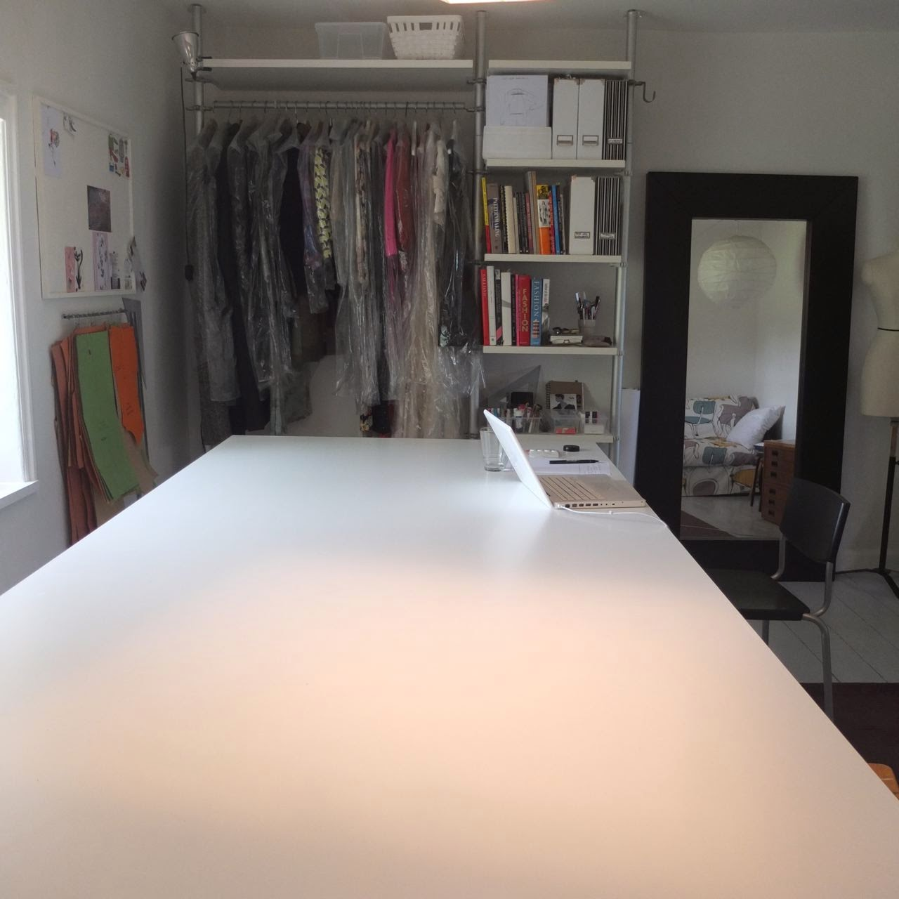 Atelier classes by bobbie seagroatt choice of courses for Table 3m long