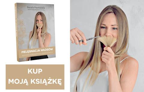 Moja książka o włosach ♥