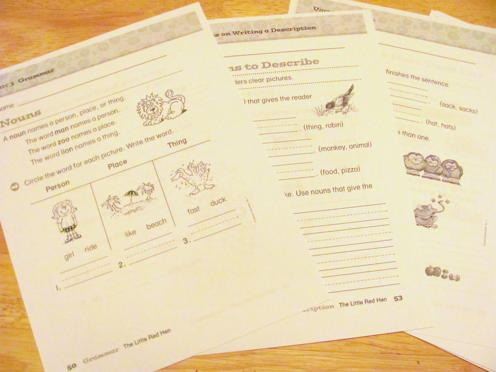 Worksheets Scott Foresman Worksheets my two happy homeschoolers free writing and grammar text for grades 1 to 6
