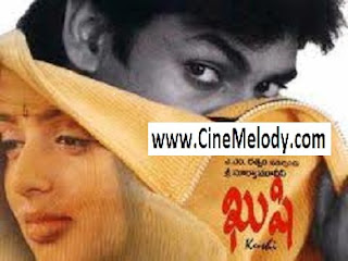 Kushi Telugu Mp3 Songs Free  Download 2001