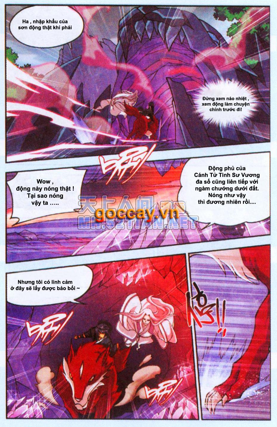 Đấu Phá Thương Khung chap 28 page 17 - IZTruyenTranh.com