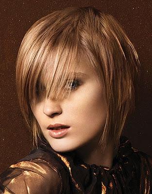 Moderne Schnitte schulterlanges Haar 2013
