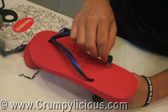 make your own havaianas 2013
