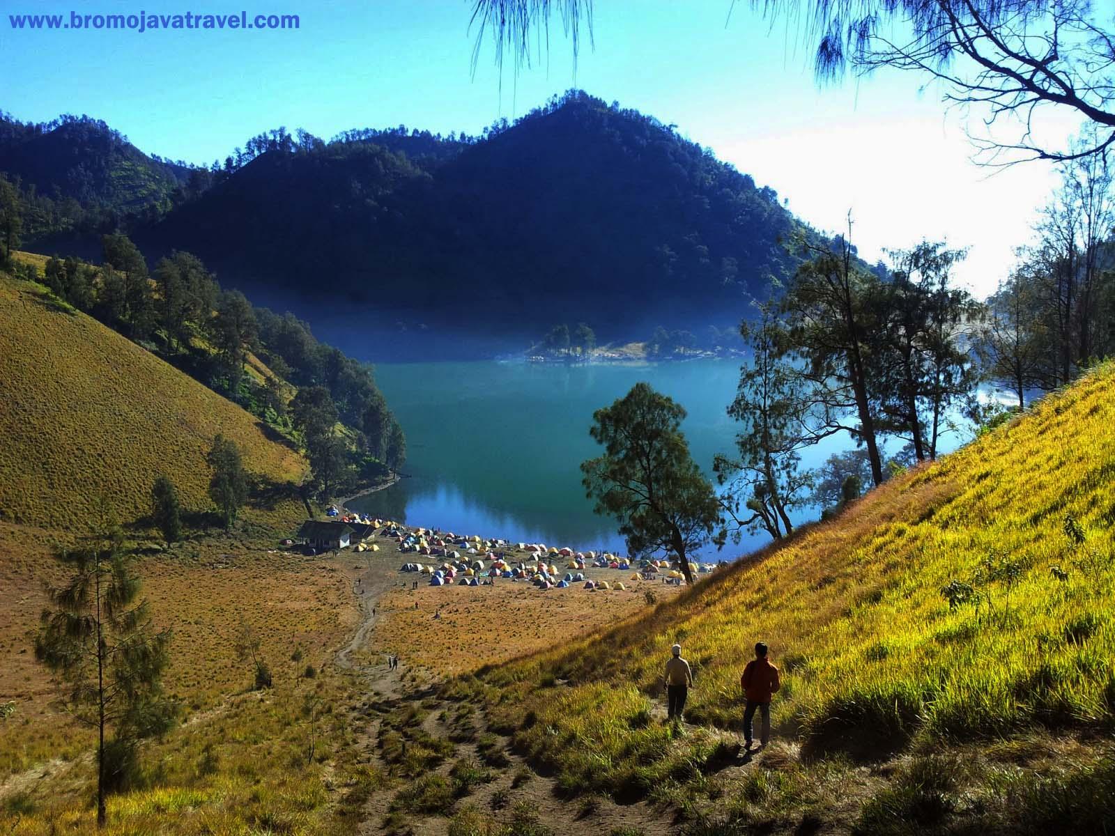 Kumbolo Lake Camping, Mt Bromo Tour Package 3 Days  Bromo Java Travel