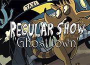 Regular show Ghost Town