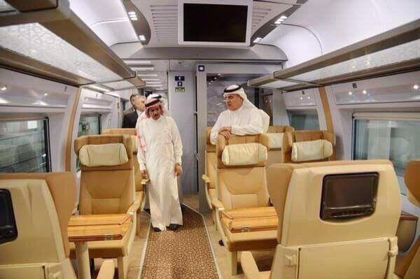 Kereta Kecepatan Tinggi Makkah-Madinah Beberapa Bulan Lagi Mulai Beroperasi