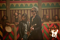 The Magician's Apprentice doctor guitar sunglasses clara