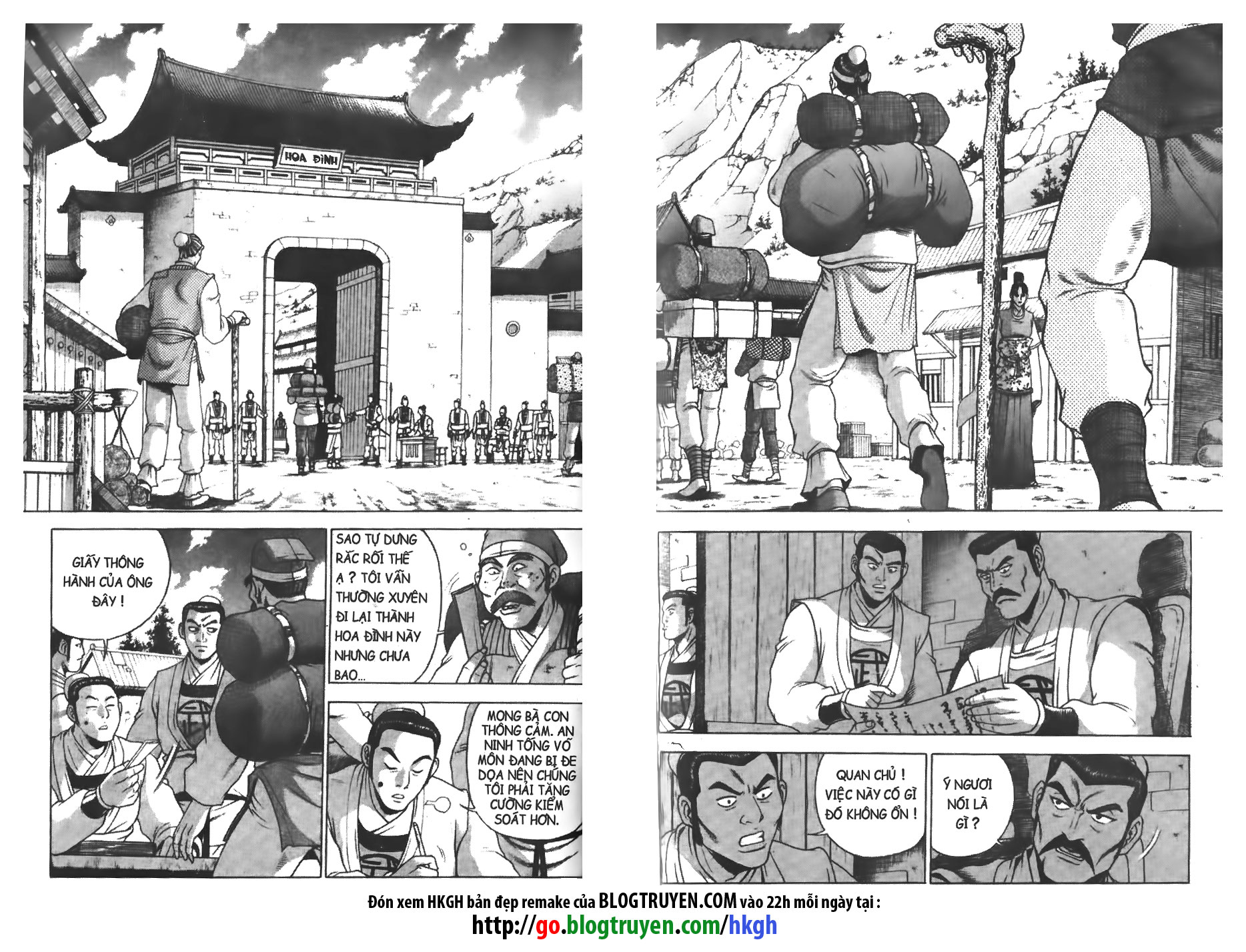 Hiệp Khách Giang Hồ chap 195 Trang 9 - Mangak.info