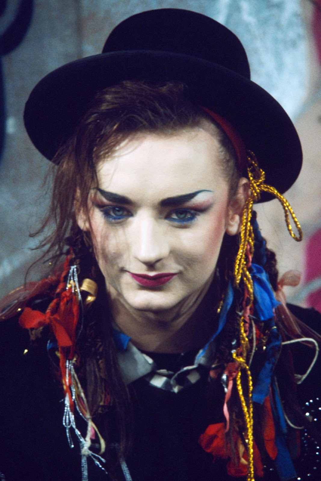 The Untold Stories Boy George Blue Eyed Soul Musician